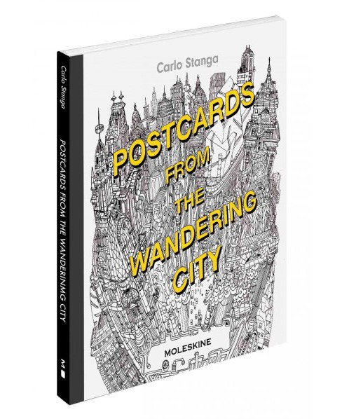 Postcards from the Wandering City (Stationery) - image 1 of 1