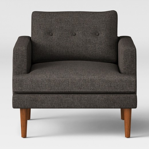 janeiro mid century chair grey - project 62™ : target