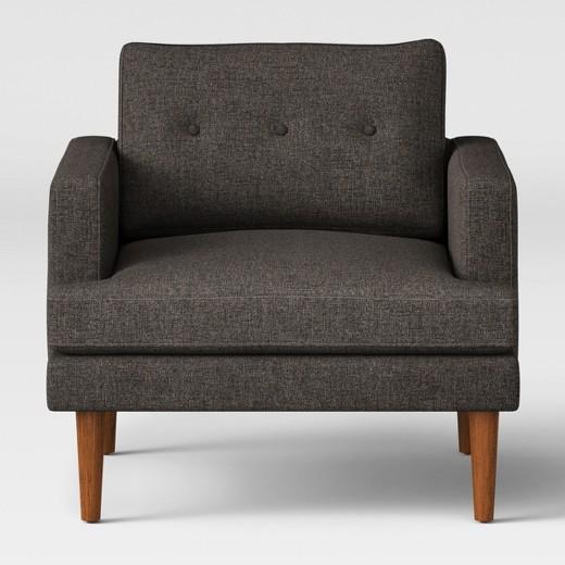 Janeiro Mid Century Chair Grey - Project 62