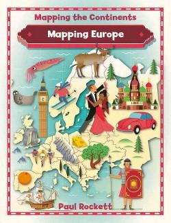 Mapping Europe (Library) (Paul Rockett)
