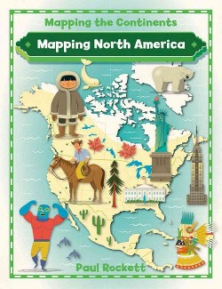 Mapping North America (Library) (Paul Rockett)