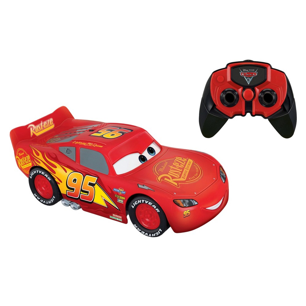 Disney Pixar Cars 3 - Lightning McQueen with Voice and Li...