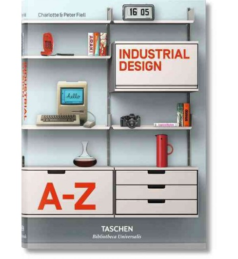 Industrial Design A-z (Hardcover) - image 1 of 1