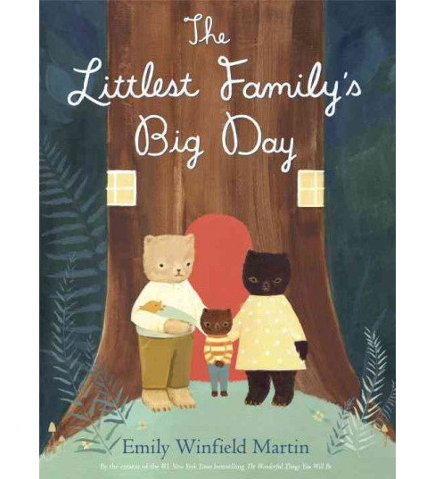 Littlest Family's Big Day (Library) (Emily Winfield Martin) - image 1 of 1