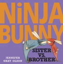Sister vs. Brother (Library) (Jennifer Gray Olson)