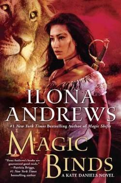 Magic Binds (Hardcover) (Ilona Andrews)