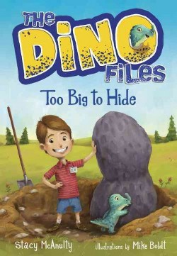Too Big to Hide (Library) (Stacy McAnulty)