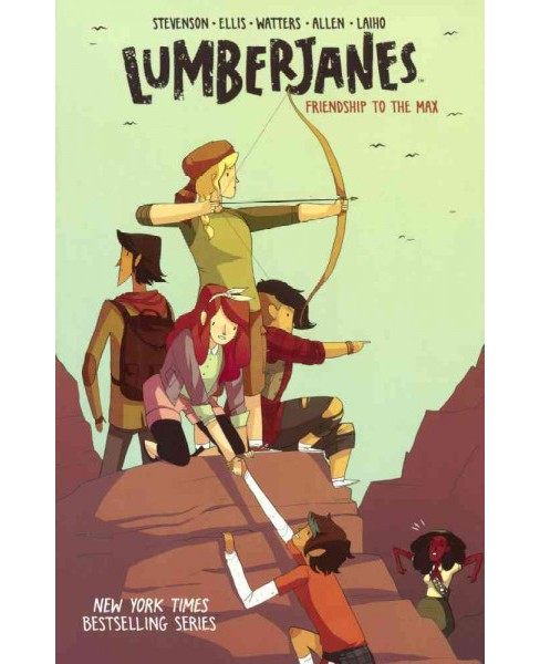 Lumberjanes 2 : Friendship to the Max (Reprint) (Prebind) (Noelle Stevenson) - image 1 of 1