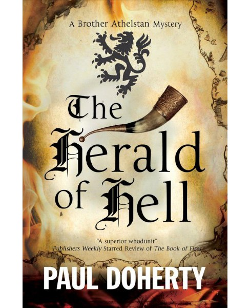 Herald of Hell (Hardcover) (Paul Doherty) - image 1 of 1