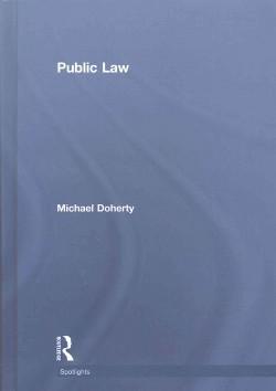 Public Law (Hardcover) (Michael Doherty)
