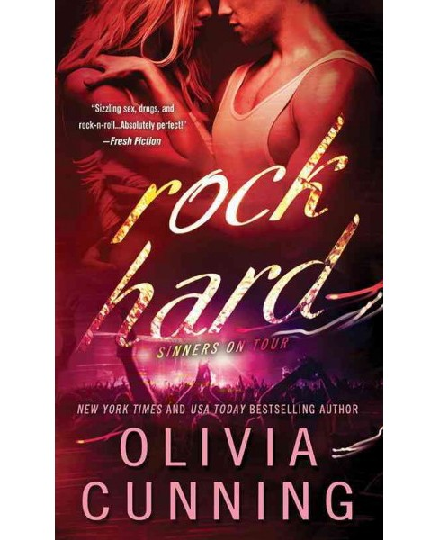 Rock Hard : Sinners on Tour (Paperback) (Olivia Cunning) - image 1 of 1