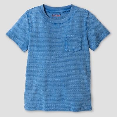 Toddler Boys' T-Shirt - Cat & Jack™ Blue Bell 2T
