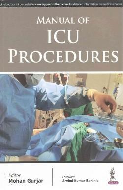 Manual of ICU Procedures (Paperback)