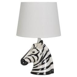 Zebra Table Lamp - Pillowfort™