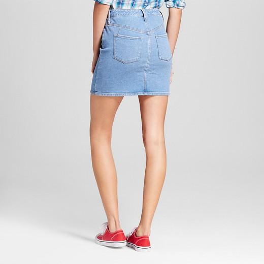 Women's Denim Skirt - Mossimo Supply Co.™ : Target