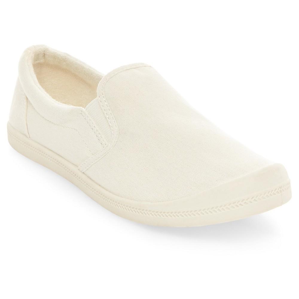 Womens Mad Love Kasandra Sneakers - White 9