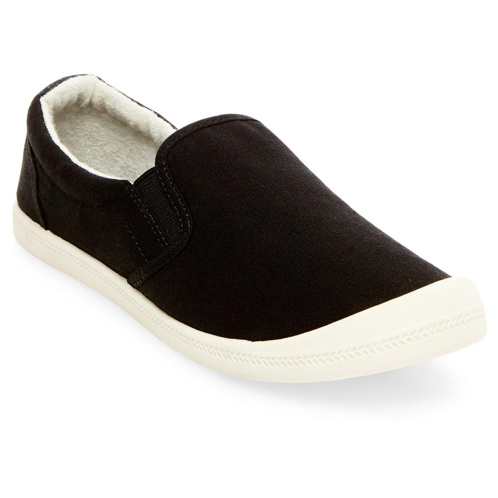 Womens Mad Love Kasandra Sneakers - Black 6