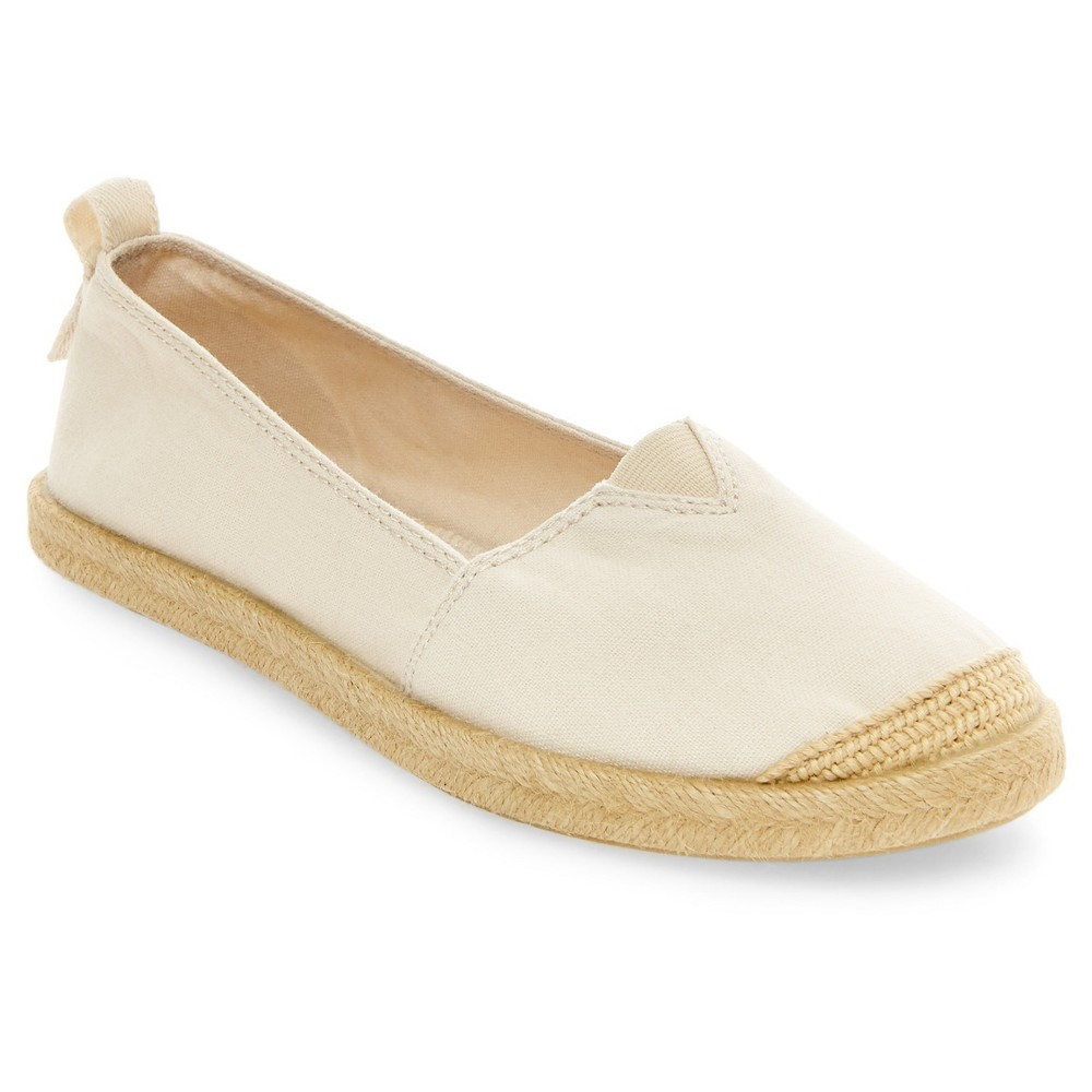 Womens Mad Love Allison Espadrilles - Tan 7