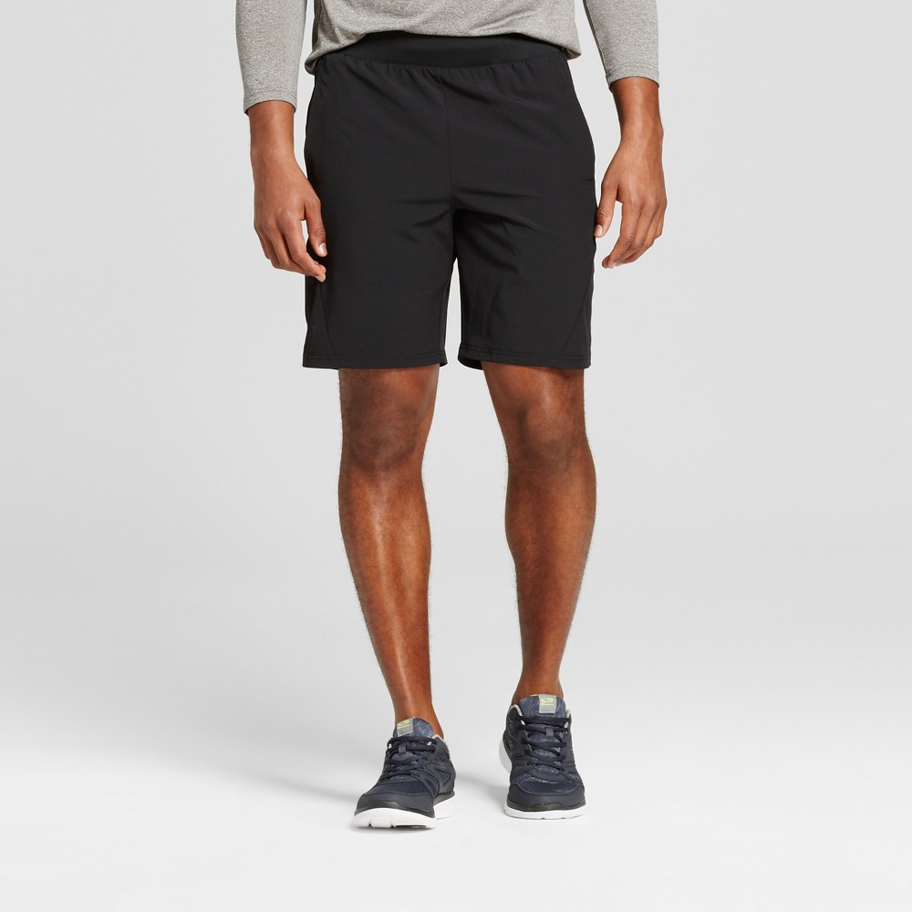 Mens Stretch Woven Shorts - C9 Champion - Black M