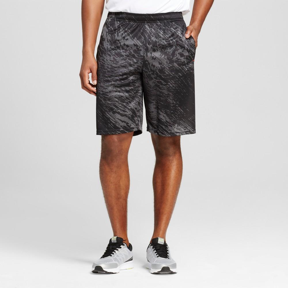 Mens Circuit Training Shorts - C9 Champion - Thundering Gray XL