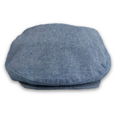 Baby Driving Cap - Cat & Jack™ Chambray 0-6M