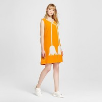 Women's Marigold Mod Shift Dress - Victoria Beckham for Target. opens in a new tab.