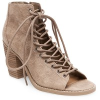 Women's Phobe Lace Up Booties - Mossimo Supply Co.. opens in a new tab.
