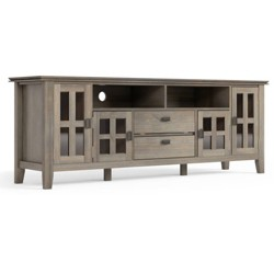"Artisan Wide TV Media Stand 72"" - Simpli Home"