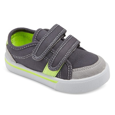 Toddler Boys' Vincent Boat Shoes - Just One You™ Made by Carter's® Gray 5