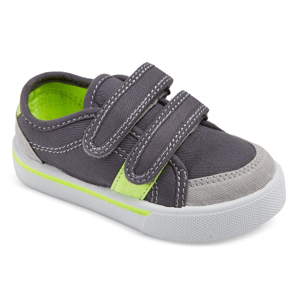 Toddler Boys' Vincent Boat Shoes - Just One You Made by Carter's Gray 6