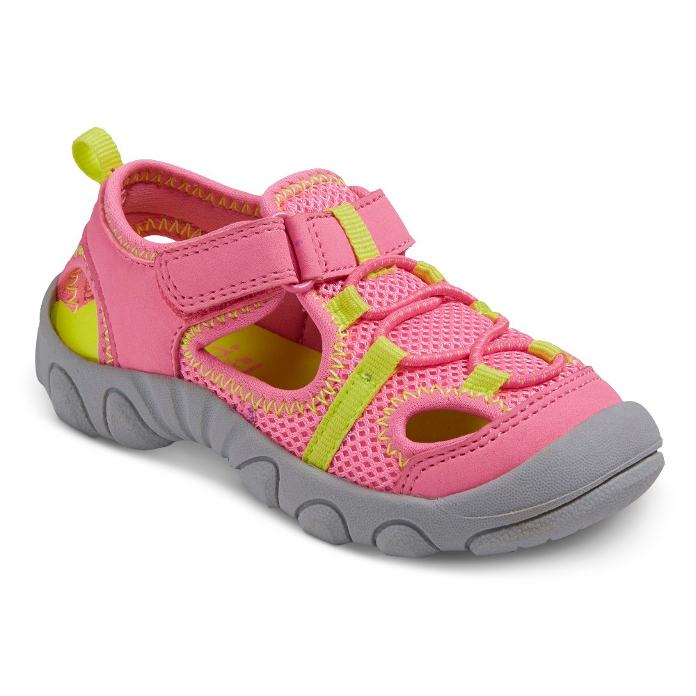 Toddler Girls Caden Footbed Sandals - Just One You Made by Carters Pink 11