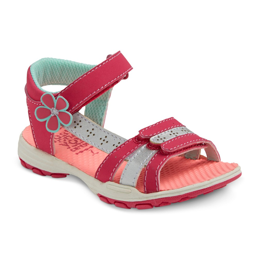 Toddler Girls Olivia Hiking Sandals - Just One You Made by Carters Pink 5