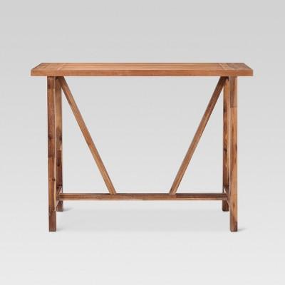 Wheaton Trestle Base Console Table   Threshold™