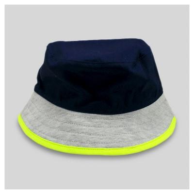 Baby Boys' Voyage Bucket Hat - Cat & Jack™ Navy 12-24M