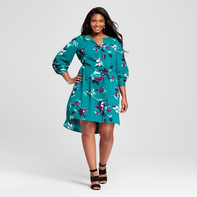 Plus Size Shirt Dresses for Women