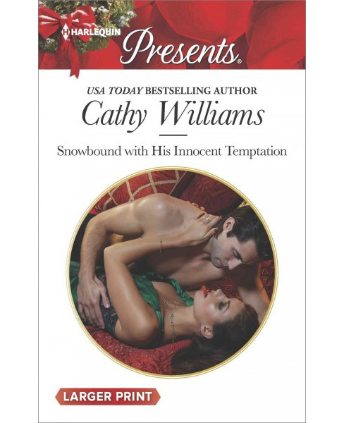 Snowbound With His Innocent Temptation (Paperback) (Cathy Williams) - image 1 of 1