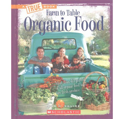 Organic Food (Library) (Ann O. Squire) - image 1 of 1