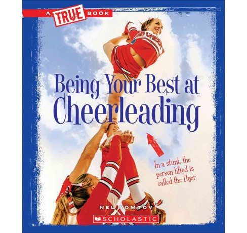 Being Your Best at Cheerleading (Library) (Nel Yomtov) - image 1 of 1