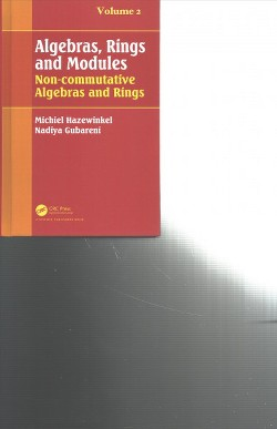 Algebras, Rings and Modules : Non-Commutative Algebras and Rings (Vol 2) (Hardcover) (Michiel Hazewinkel