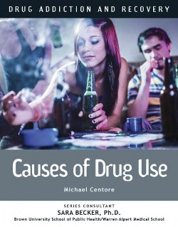 Causes of Drug Use (Library) (Michael Centore)