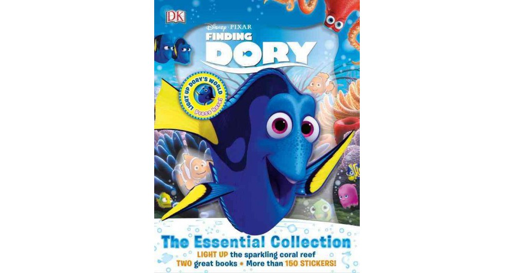 Disney Pixar Finding Dory : The Essential Collection (Hardcover)