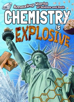 Chemistry Is Explosive (Library) (Lisa Regan)