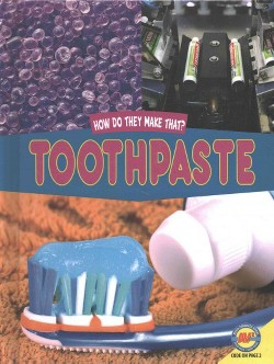 Toothpaste (Library) (Jan Bernard)