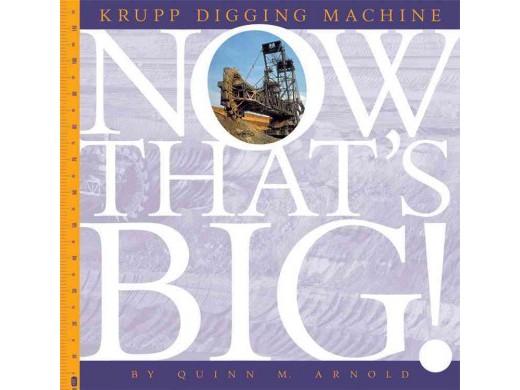 krupp digging machine