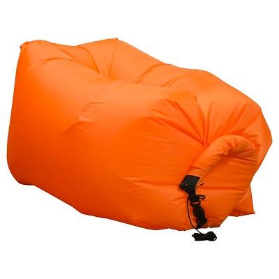 SlothSak Self Inflating Chair - Orange