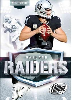 Oakland Raiders Story (Library) (Allan Morey)