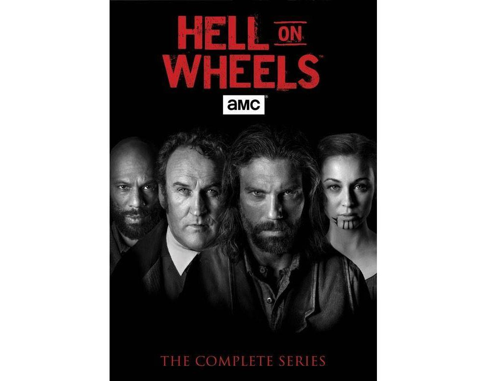 Hell on Wheels: The Complete Series (Dvd)