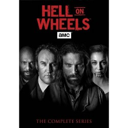Hell On Wheels:Complete Series (DVD)