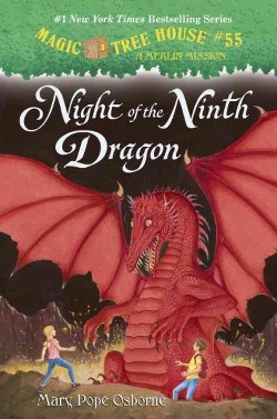 Night of the Ninth Dragon (Library) (Mary Pope Osborne)