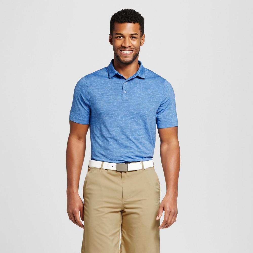 Mens Spacedye Golf Polo Shirt - C9 Champion Sky Blue S